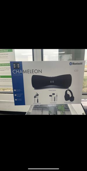 Chameleon blue tooth audio pack for Sale in Champaign, IL