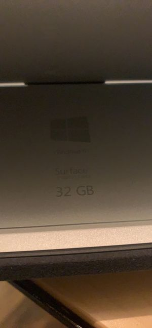 Microsoft Surface 32gb for Sale in Oceanside, CA
