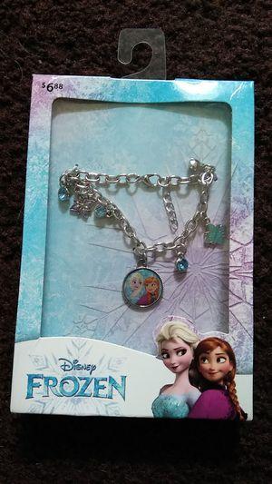 Disney Frozen Charm Bracelet for Sale in Antioch, CA