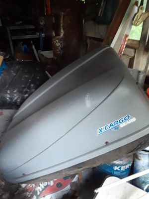 Luggage carrier for Sale in Clio, MI