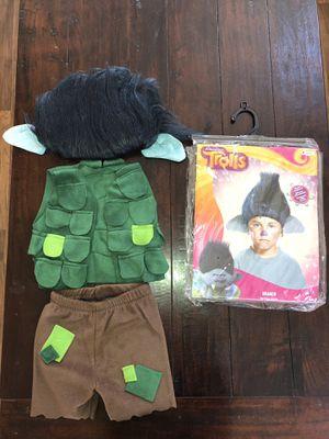 TROLLS 'Branch' costume. Size 2/3. Like new! for Sale in Oceanside, CA