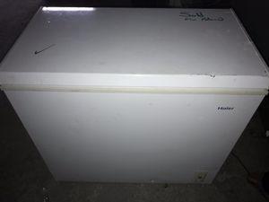 Haier Medium size chest freezer $150 for Sale in Dearborn, MI
