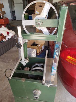 Meat saw with side grinder for Sale in Edinburg, VA
