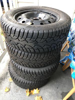 215/60 R16 Altimax Arctic Tires for Sale in Covington, WA