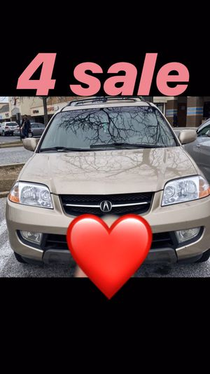2001 Acura MDX for Sale in Milford Mill, MD