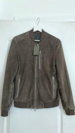 Allsaints Leather Jacket for Sale in Oak Glen, CA