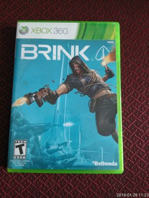 Brink,Xbox 360 Asking for best offer 9.99 for Sale in Portland, OR