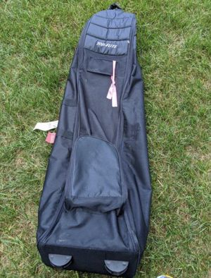 Golf bag and clubs for Sale in Shrewsbury, MA