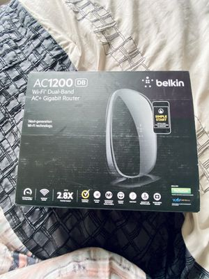 BELKIN INTERNET ROUTER for Sale in Charlotte, NC