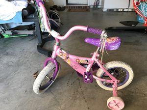 Girl's Disney Princess Bike for Sale in Prairieville, LA