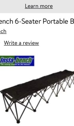 Instabench Seat for Sale in Fairfax,  VA