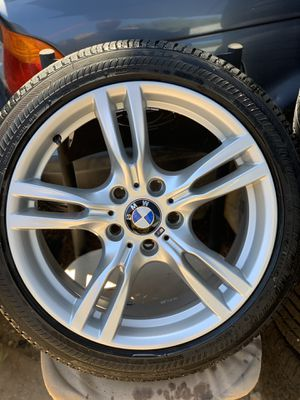 """Style 400m 18"""" bmw wheels for sale for Sale in Hudson Bend, TX"""