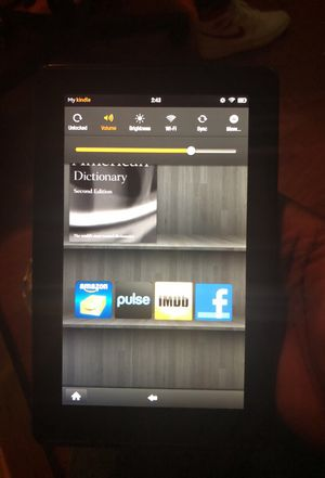 Kindle fire for Sale in Suffolk, VA