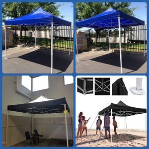 ☀️❗Brand New Heavy Duty 10x10 Waterproof Canopy Pop Up Tent❗☀️ for Sale in Ontario, CA