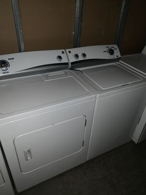 Kenmore washer & dryer for Sale in Kissimmee, FL