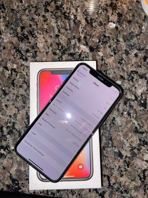 TMobile iPhone X for Sale in Chicago Ridge, IL