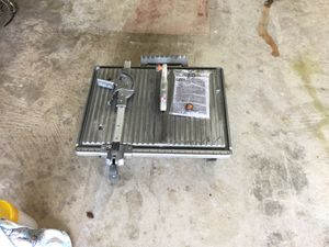 Rigid 7 inch tile saw for Sale in Winter Haven, FL