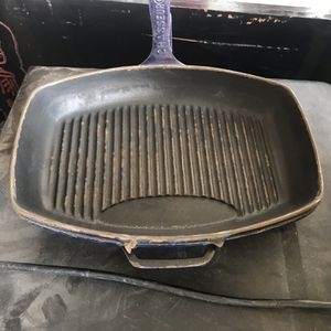 Chasseur Cast Iron Skillet for Sale in Las Vegas, NV