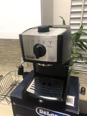 Delonghi Espresso and Cappucino Machine for Sale in Aliso Viejo, CA