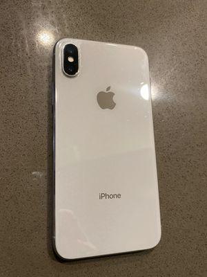iPhone X Unlocked for Sale in Riverside, CA