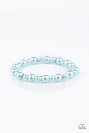 Powder and Pearls - Blue Bracelet for Sale in Denver, CO