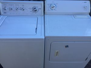 Kenmore washer and dryer for Sale in Durham, NC