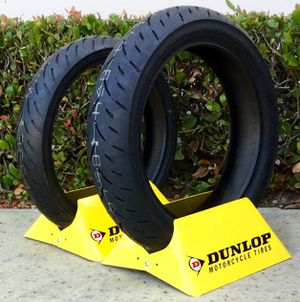 Dunlop GPR-300 Motorcycle Tire - In stock at 8 Ball Motorcycle Tires - Installed while you wait! for Sale in San Diego, CA
