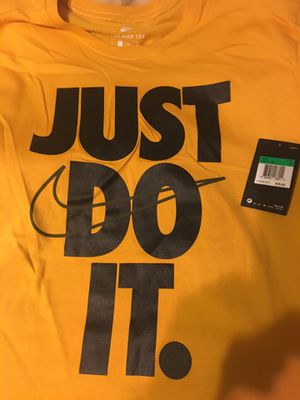 New Nike tee sz XL for Sale in Dallas, TX
