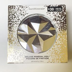 Bareminerals Deluxe Mineral Veil Finishing Powder 24G for Sale in San Francisco, CA