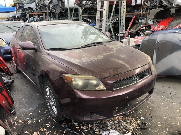 2006 SCION TC PARTING OUT