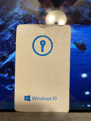 Windows10 activation key for Sale in Chino Hills, CA