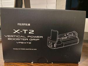 Fujifilm Vertical power grip for XT2 for Sale in Weston, FL