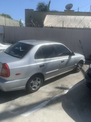 2002 Hyundai Accent for Sale in CRYSTAL CITY, CA