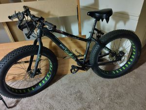 Evo big ridge 7 fat bike for Sale in Cave Spring, VA