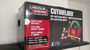 Lincoln electric cut welder for Sale in Klamath Falls, OR