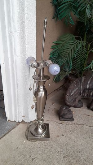 Table lamp for Sale in Lake Elsinore, CA