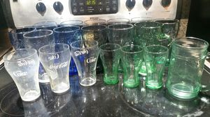 Collectible Coke Glasses for Sale in Baltimore, MD