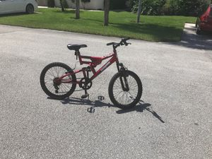 BMX recreational bike/full suspension for Sale in Boca Raton, FL