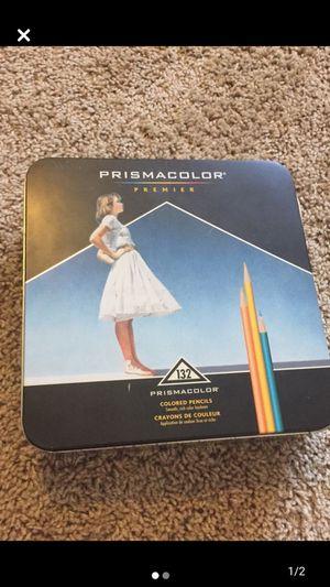Prismacolor Pencils 132 pack for Sale in Savannah, GA