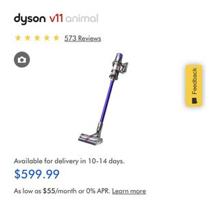 Dyson cyclone v10 animal for Sale in San Diego, CA