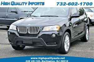 2014 BMW X3 for Sale in Burlington, NJ