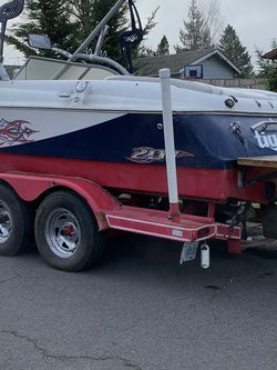 2005 Tige Wakeboard Boat Us Open Red White Blue $18000 for Sale in Newberg,  OR
