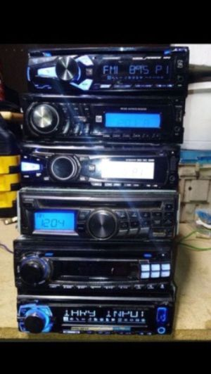 Nice dual radio all models read discription!!! for Sale in Indianapolis, IN