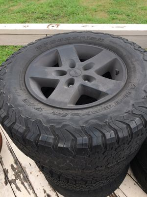 Jeep Wrangler parts for Sale in Midlothian, IL
