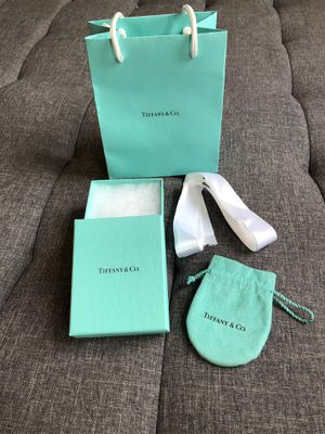 Authentic Tiffany & Co. Gift Box Set for Sale in Pittsburgh, PA