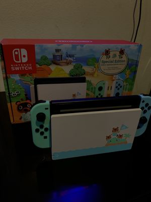Animal Crossing Nintendo Switch Console for Sale in Los Angeles, CA