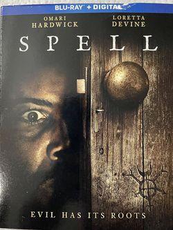 "Movie ""SPELL"" Bluray+Digital for Sale in Cerritos,  CA"