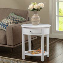 White end table for Sale in Sandy, UT