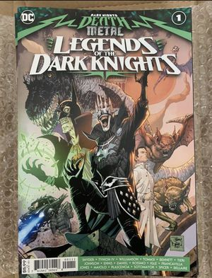 Death Metal Legends of the Dark Knights 1 for Sale in Los Angeles, CA