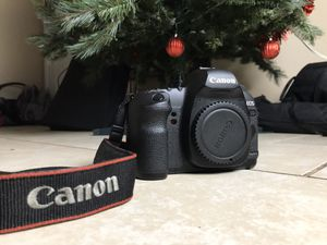 Canon Mark 5D ii BODY for Sale in Tampa, FL